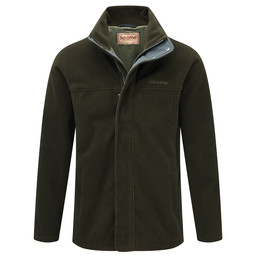 Schoffel Country Mowbray Fleece in Dark Olive