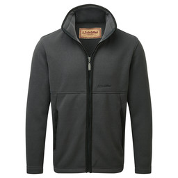 Schoffel Country Marlborough Fleece Jacket in Charcoal
