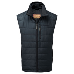 Schoffel Country York Gilet in Navy Blue