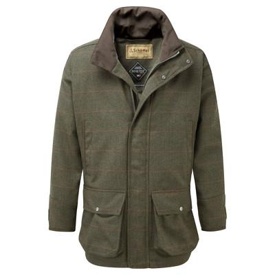 Ptarmigan Tweed Coat Windsor Tweed