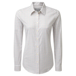 Ladies Tattersall Shirt