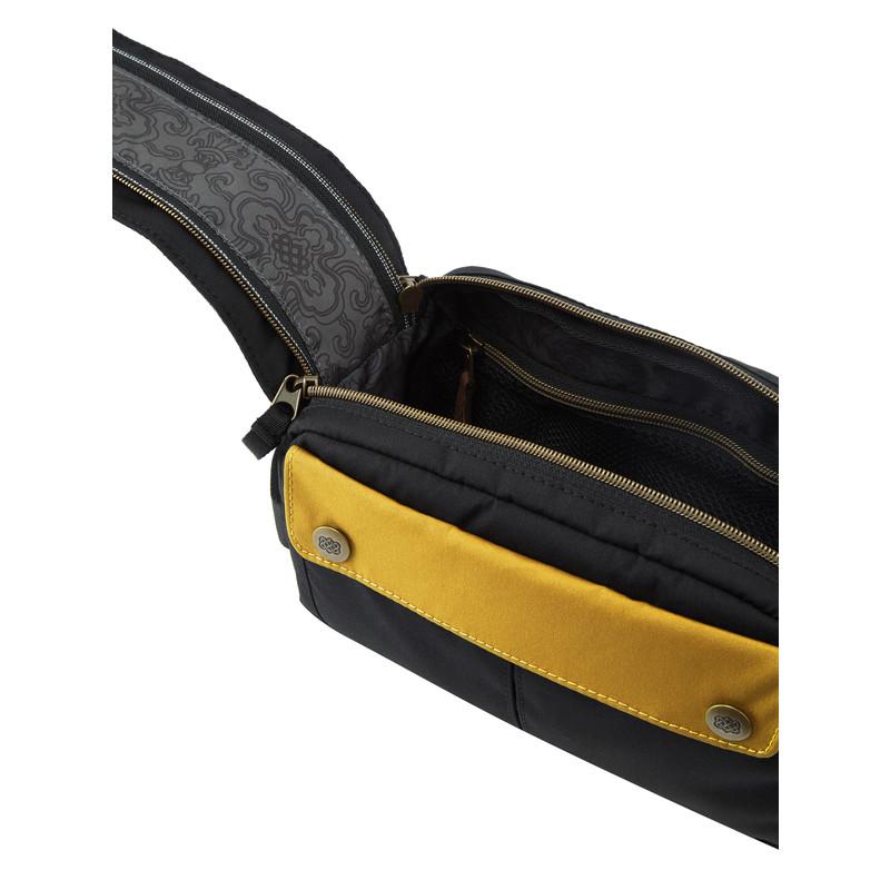 Yatra Travel Bag - Black
