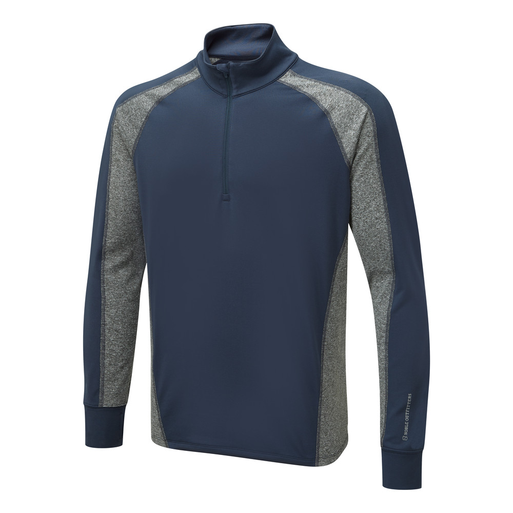 Caspian 1/4 Zip Navy