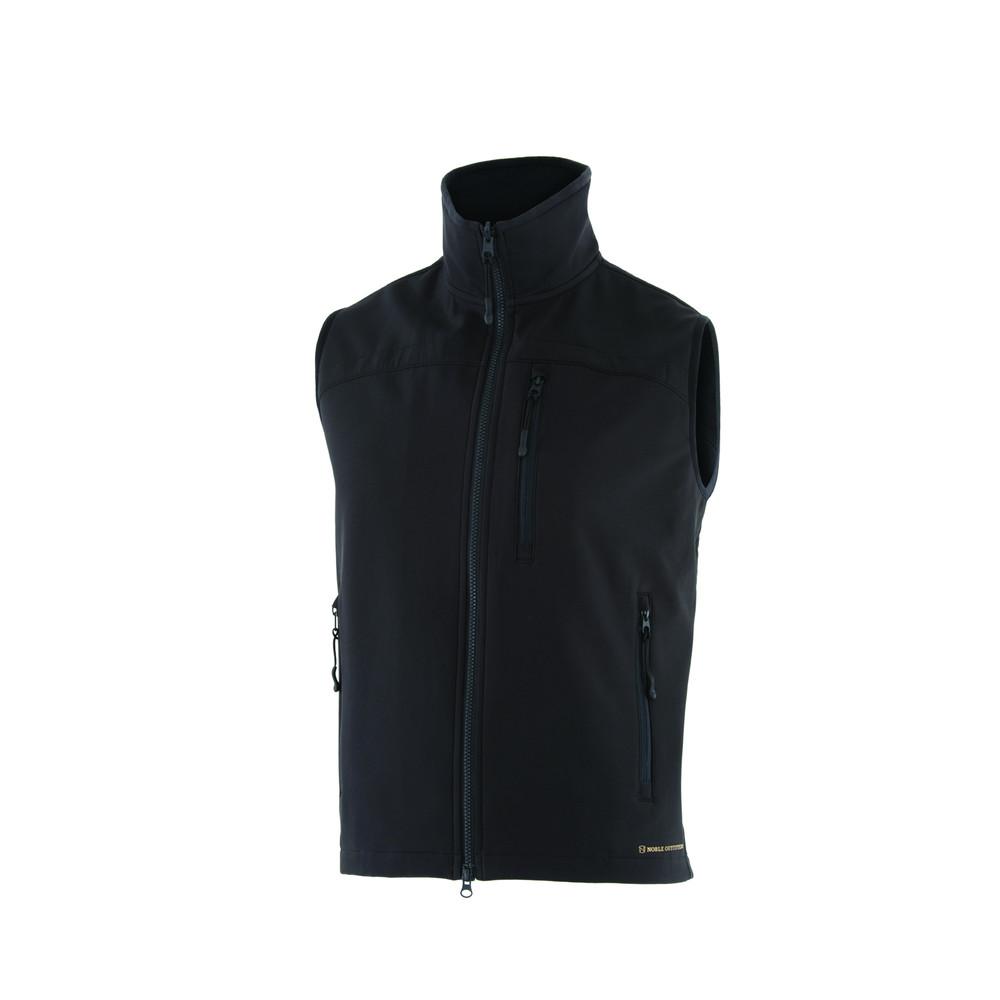 M's All Around Vest Black