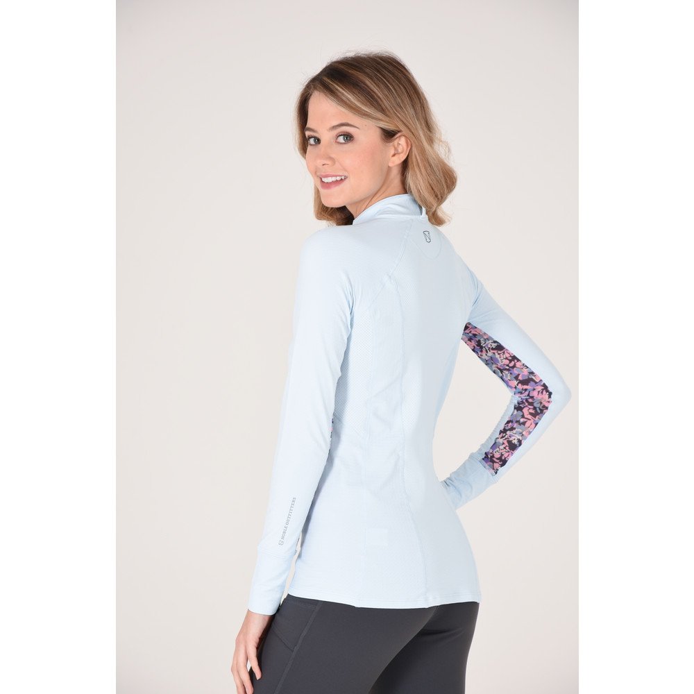 Ashley Performance Shirt Powder Blue
