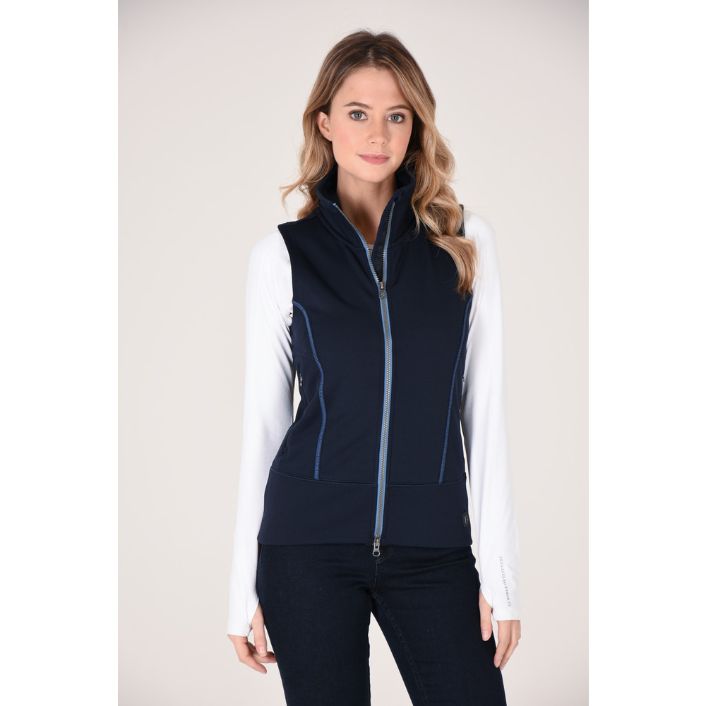 Explorer Fleece Vest Dark Navy