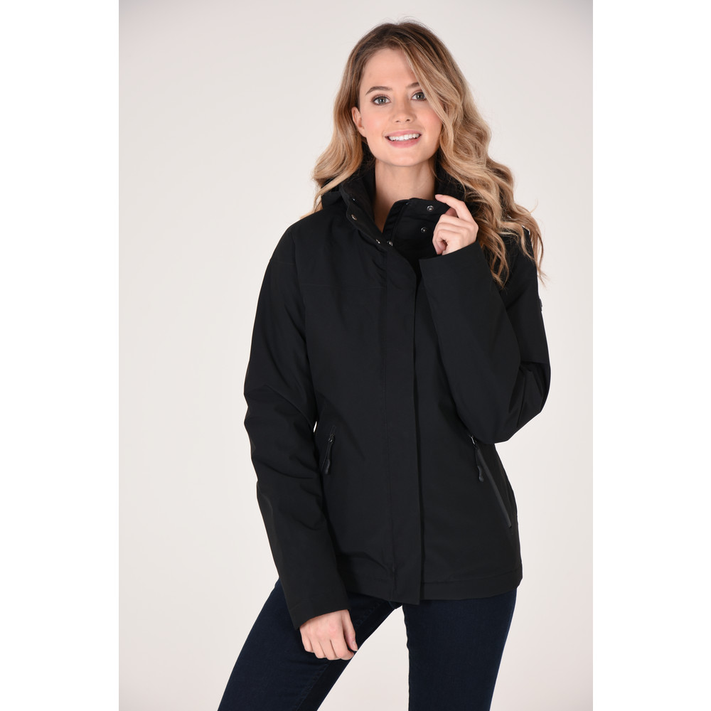 Elite Performance Jacket Black