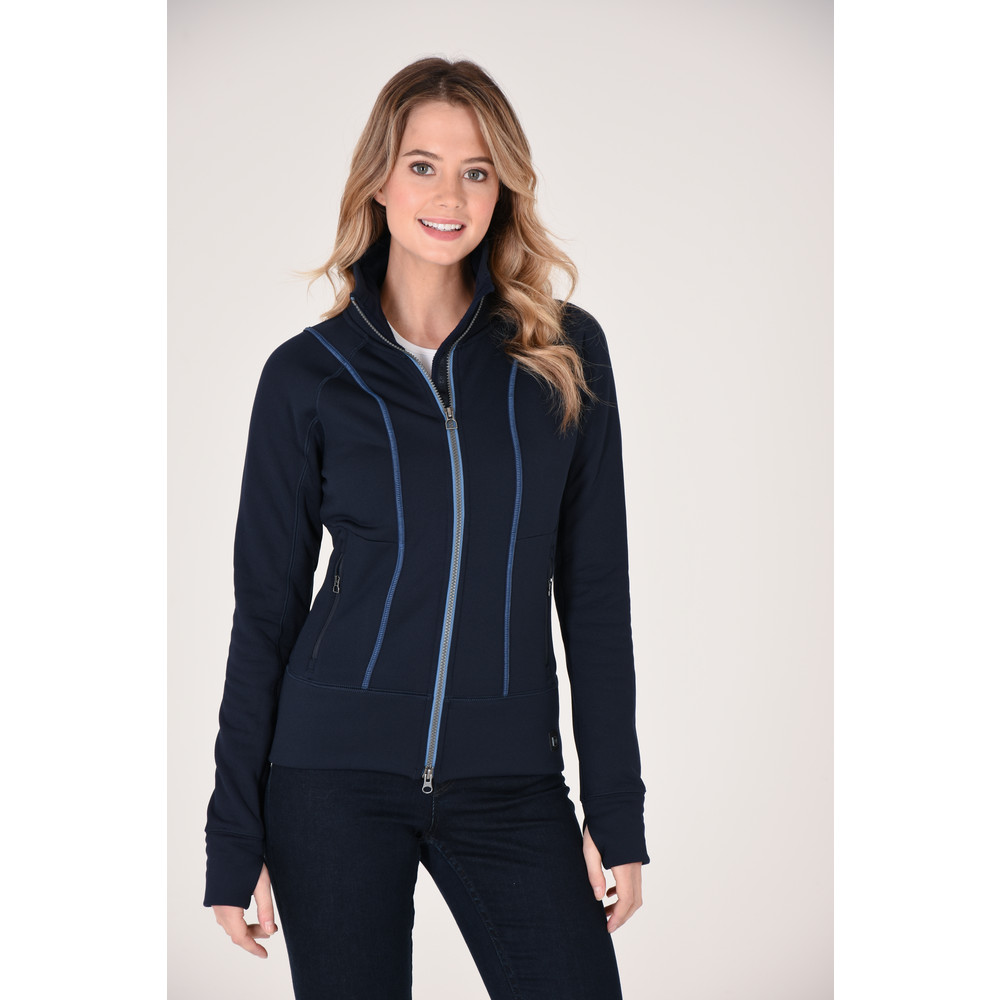Explorer Fleece Jacket Dark Navy