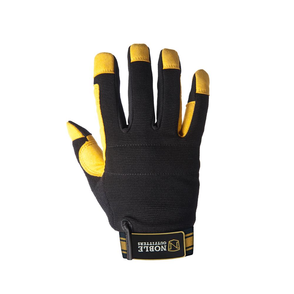 Outrider Glove Black & Tan