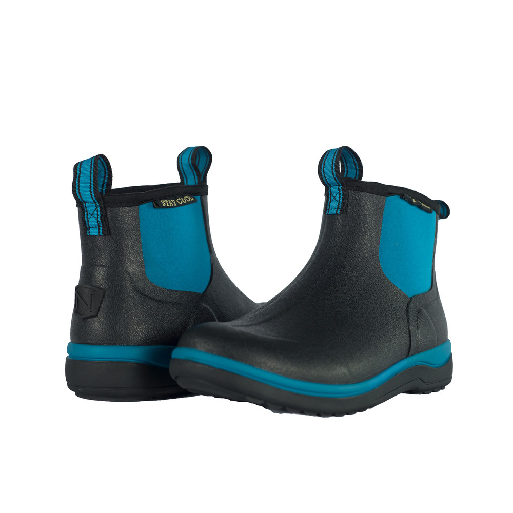 W's Muds Stay Cool 6 Inch Deep Turquoise