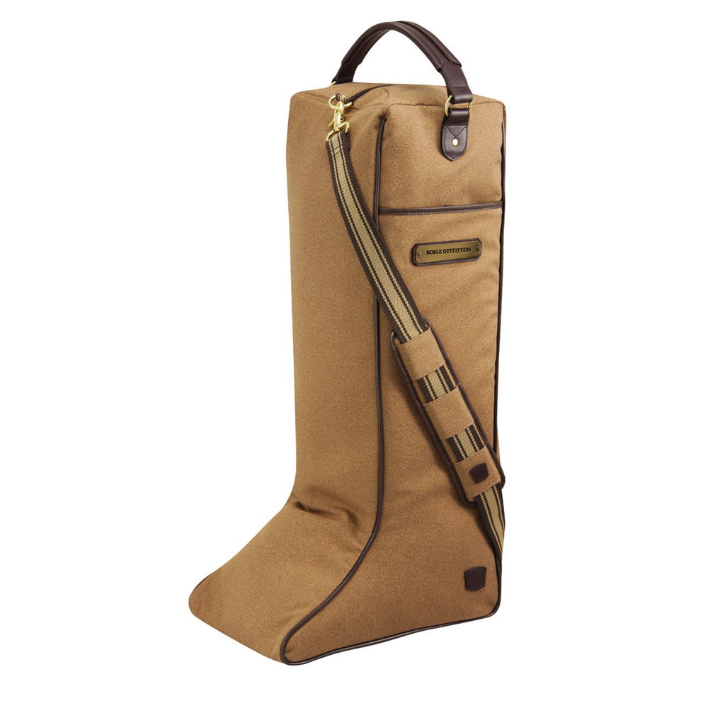 Signature Boot Bag - Tall Tobacco