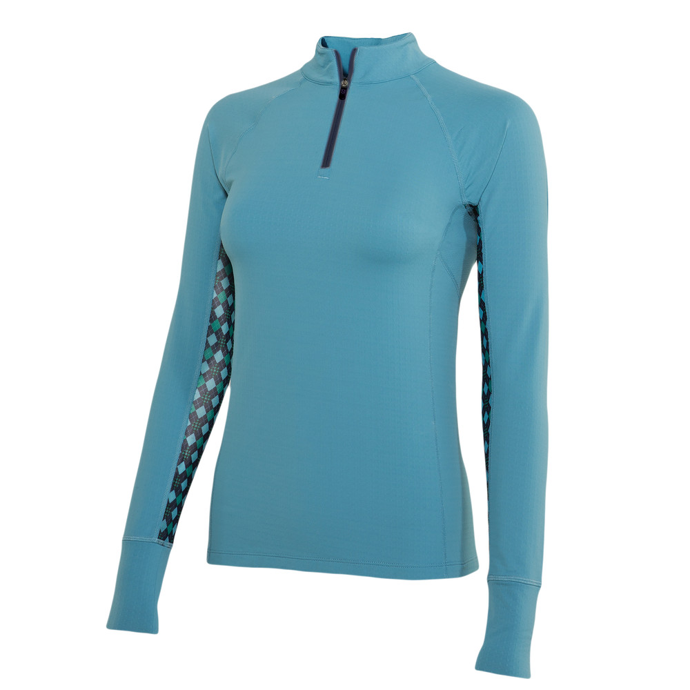 Ashley Performance Shirt Duchess Blue