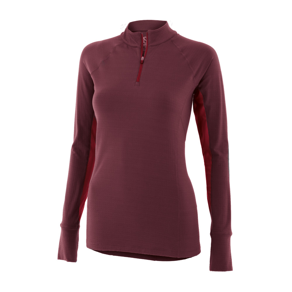 Ashley Performance Shirt Merlot