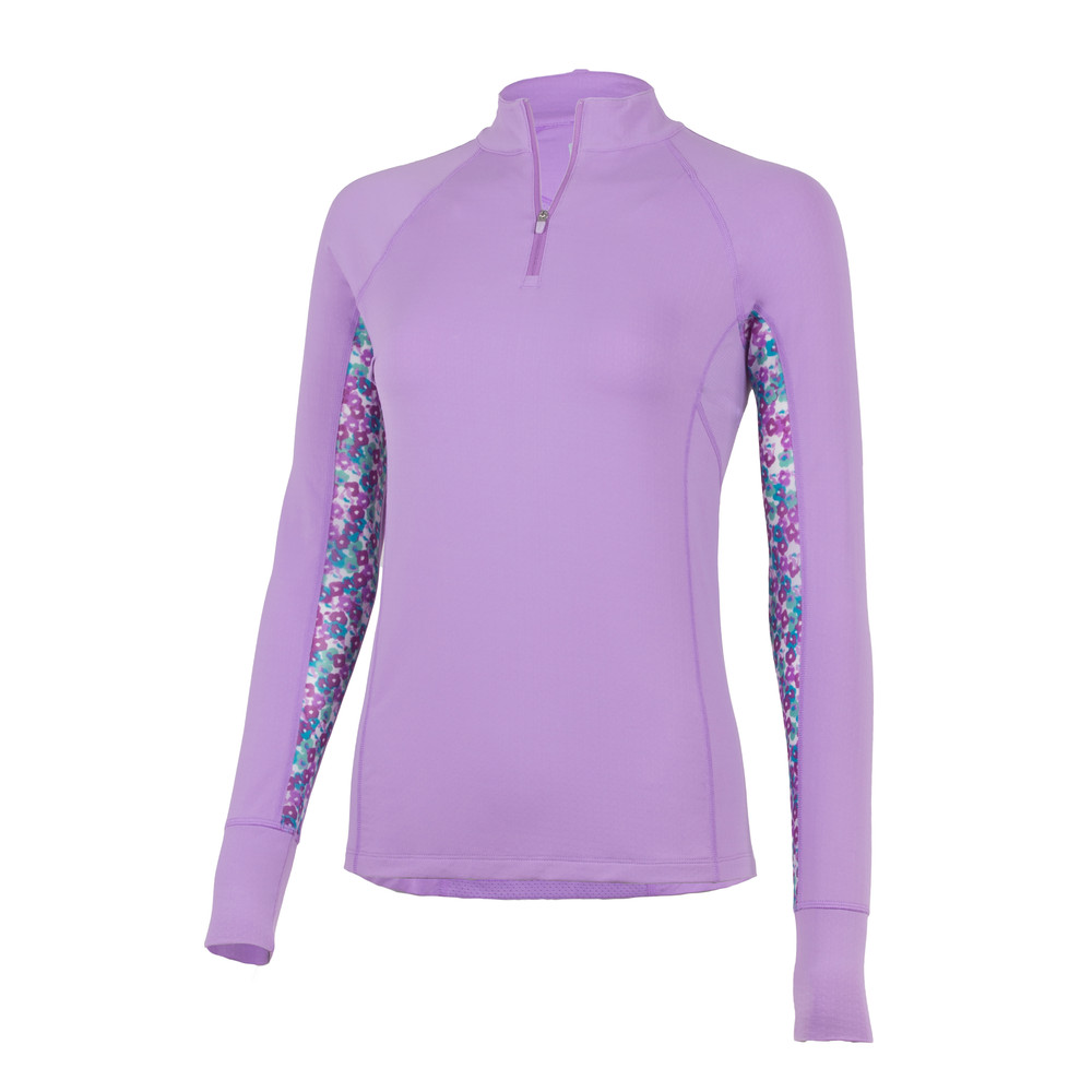 Ashley Performance Shirt Hyacinth