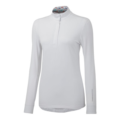 Victoria L/S Pull On Show Shirt