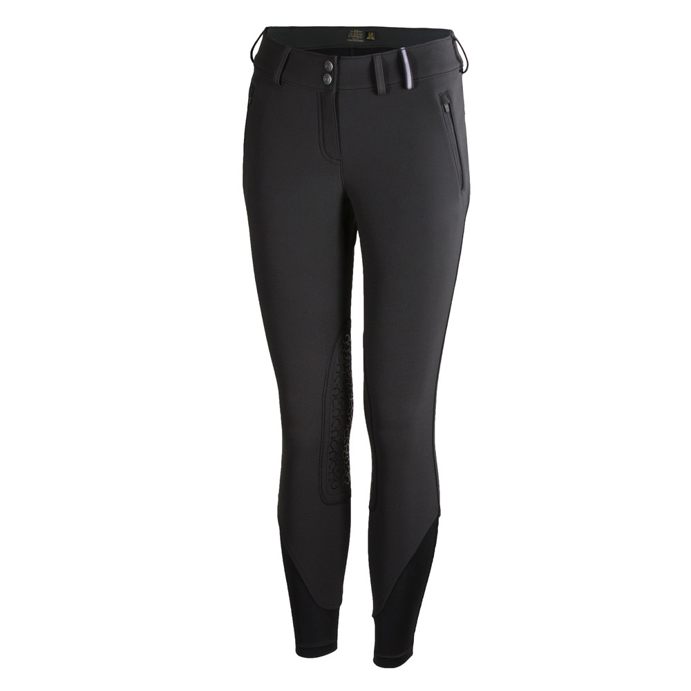 Softshell Riding Pant Black
