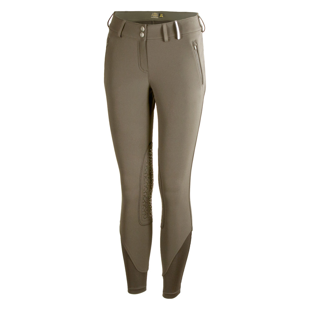 Softshell Riding Pant Traditional Tan