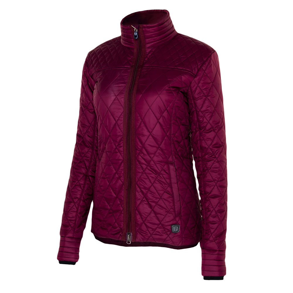 Warmup Quilted Jacket Fig