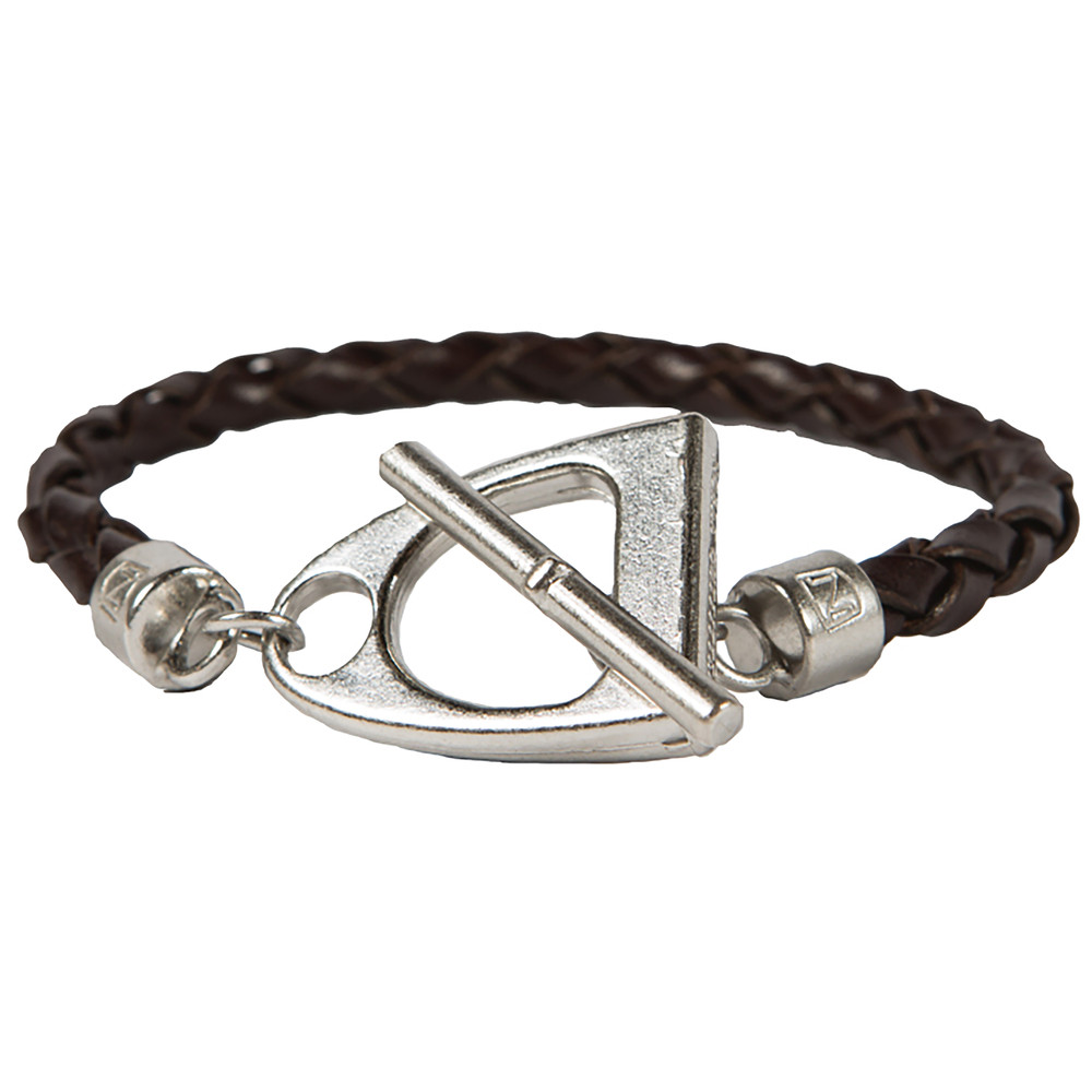 In the Stirrup Bracelet Antique Brown