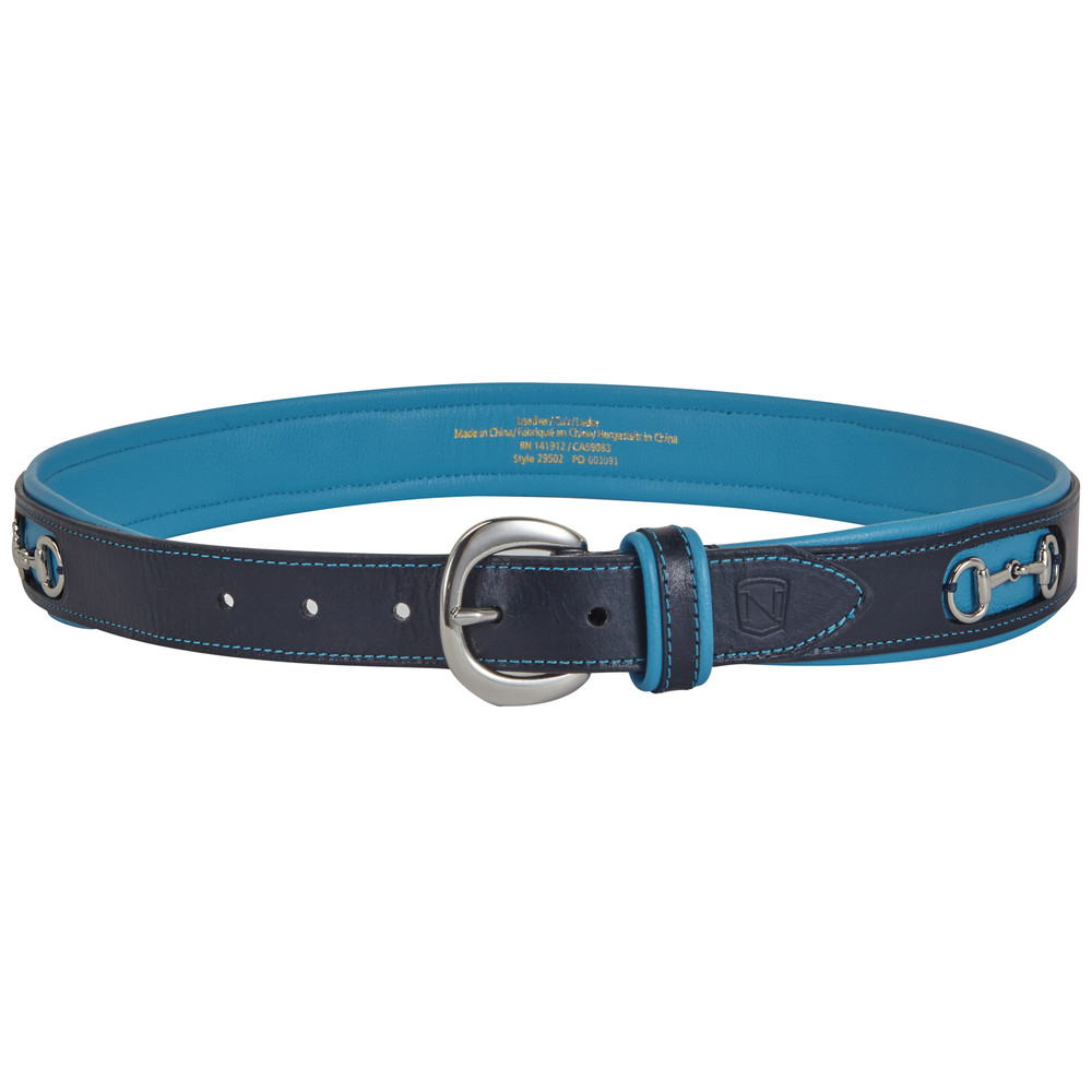 On the Bit Belt Navy/Hawaiian Blue