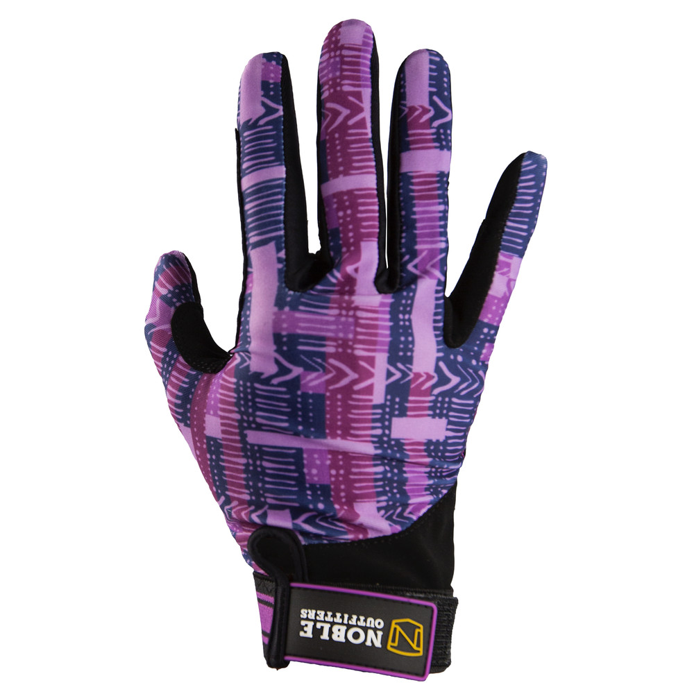 Perfect Fit Glove Grape Geo
