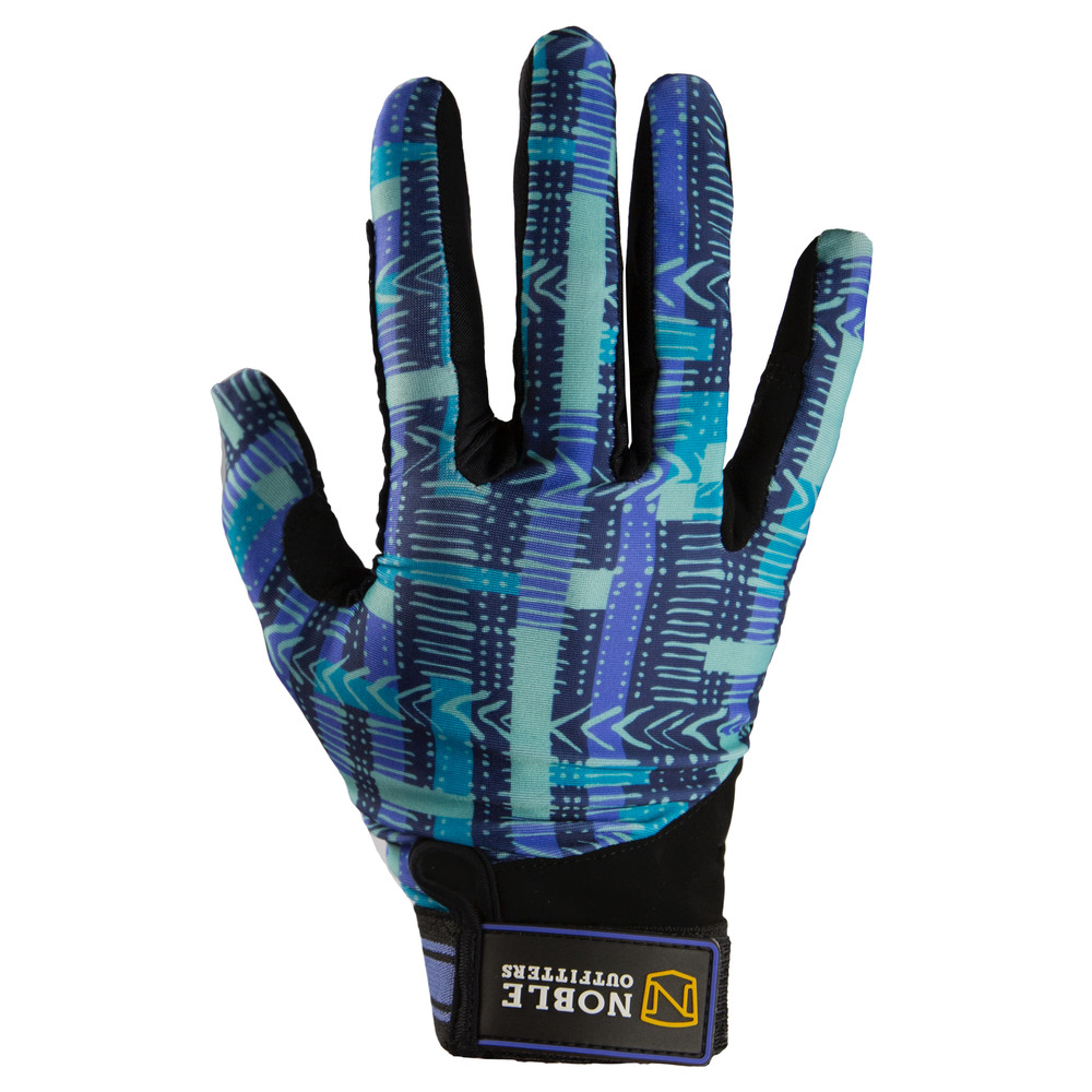 Perfect Fit Glove Mint Geo Print