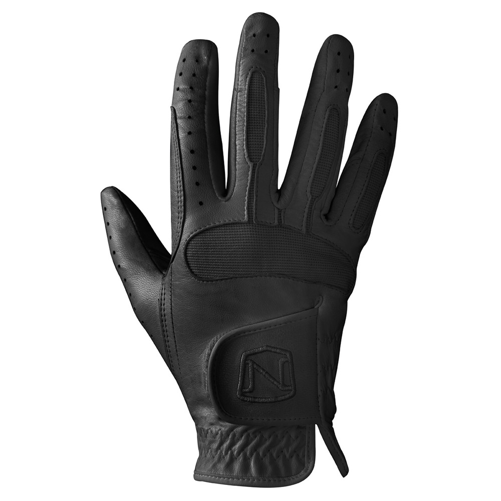 Show Ready Leather Glove Black