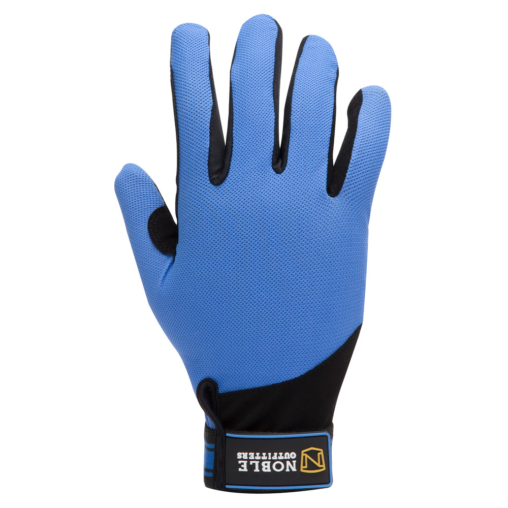 Perfect Fit Cool Mesh Glove Tahoe Blue Heather