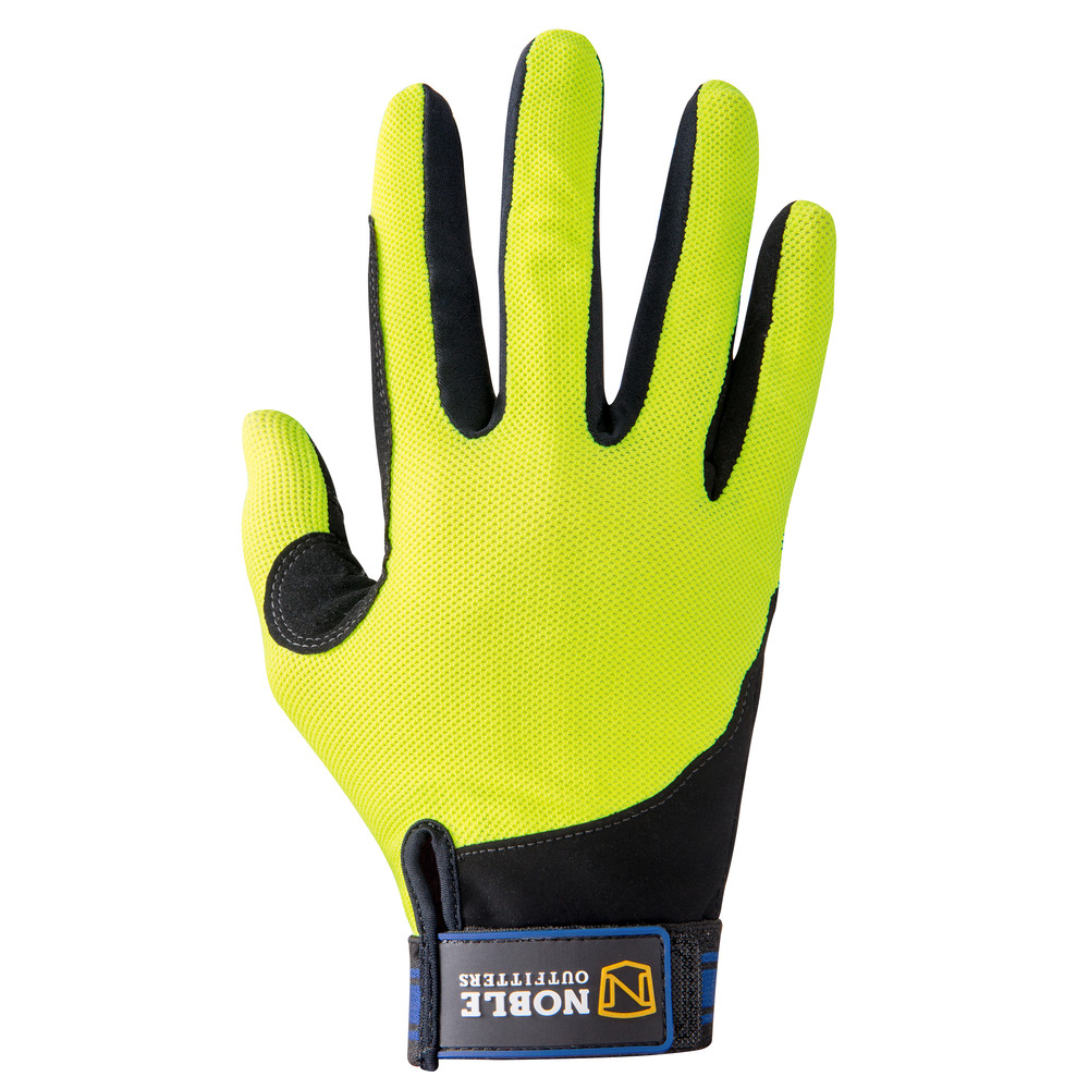 Perfect Fit Cool Mesh Glove Lime Punch