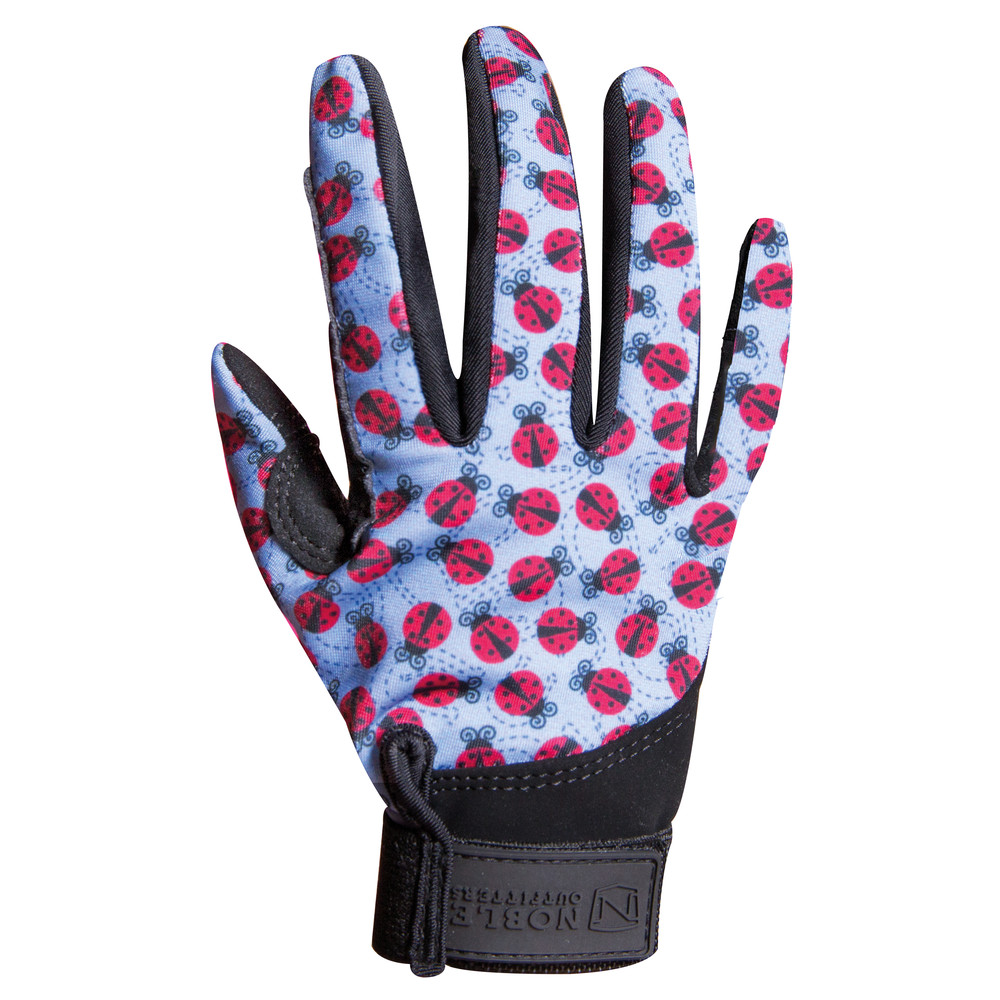 Kids Perfect Fit Gloves Ladybug