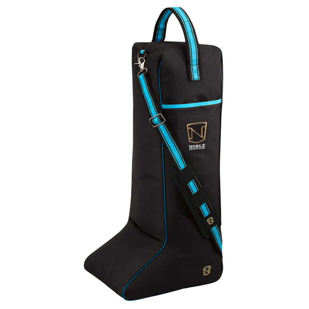Just For Kicks™ Boot Bag - Tall Deep Turquoise