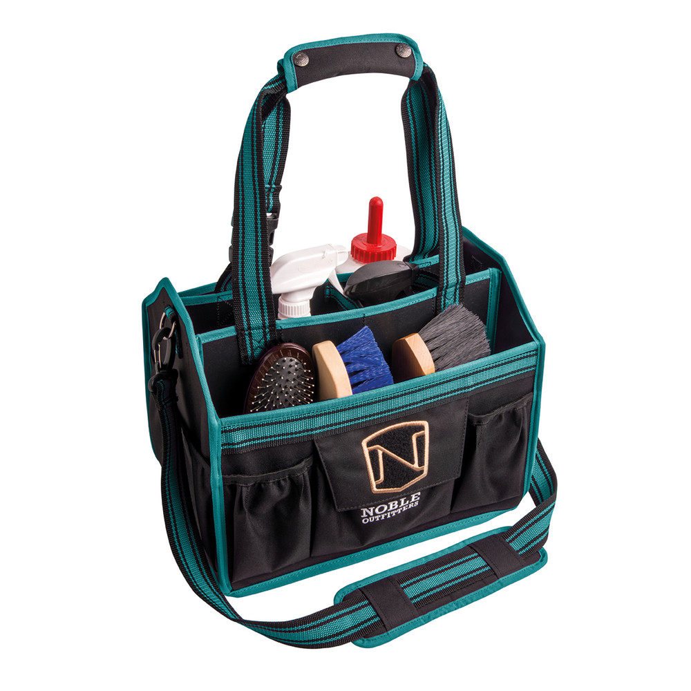 Equinessential™ Tote Deep Turquoise