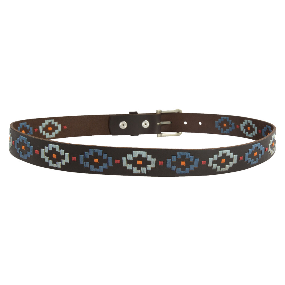 Palermo Belt Seaport Blue