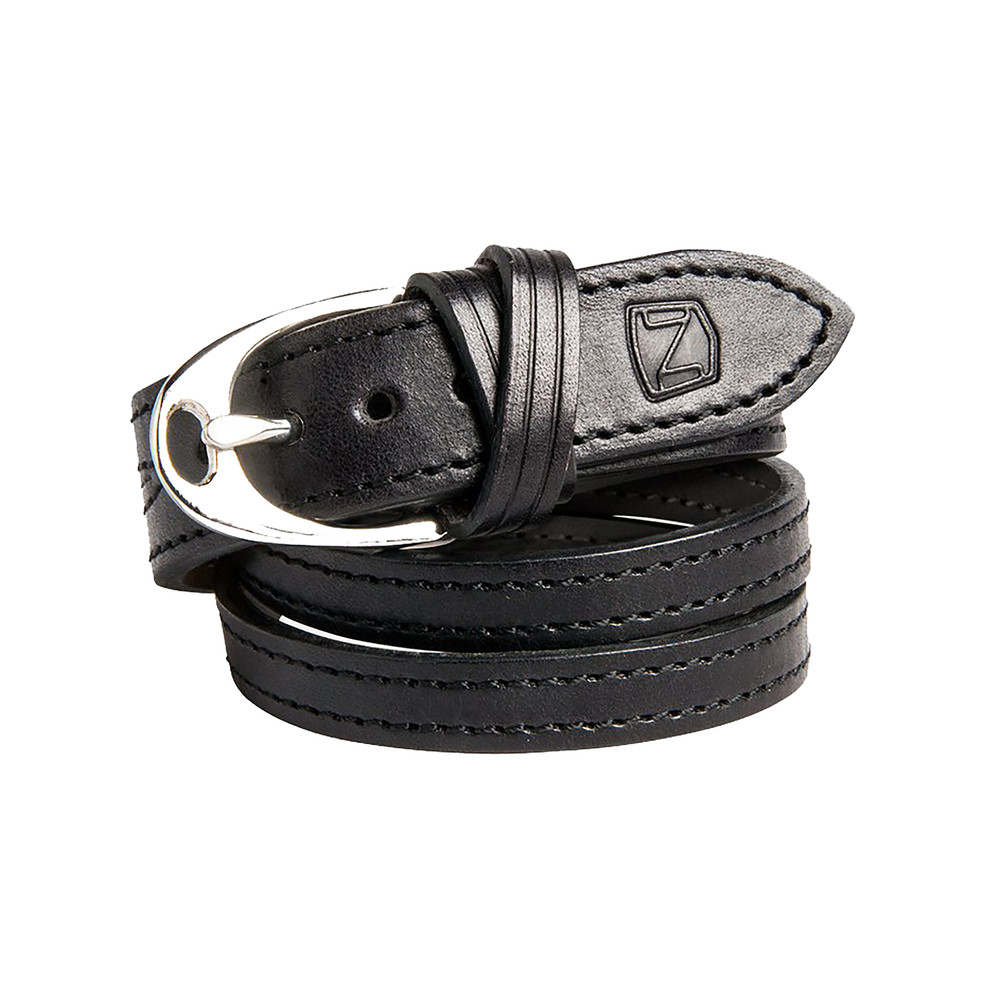Stirrup Wrap Bracelet Black