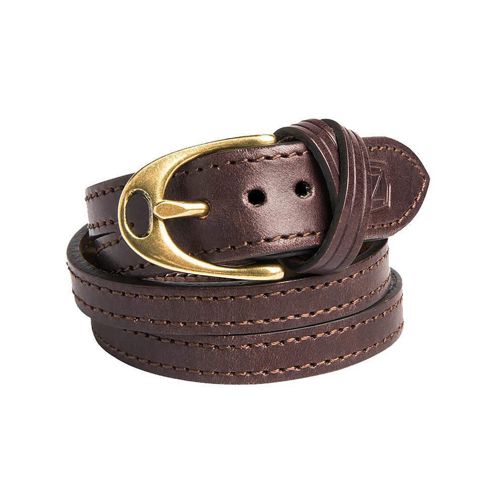 Stirrup Wrap Bracelet Havana