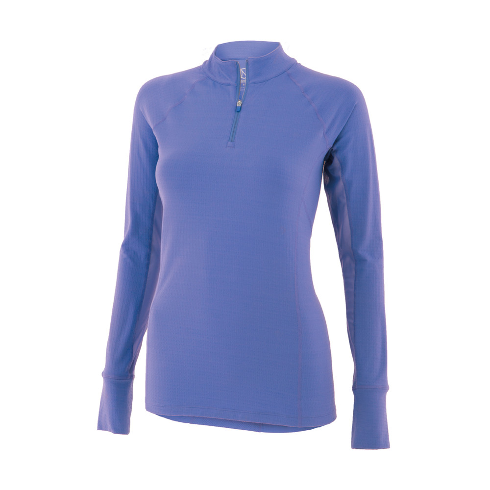 Ashley Performance Shirt Periwinkle