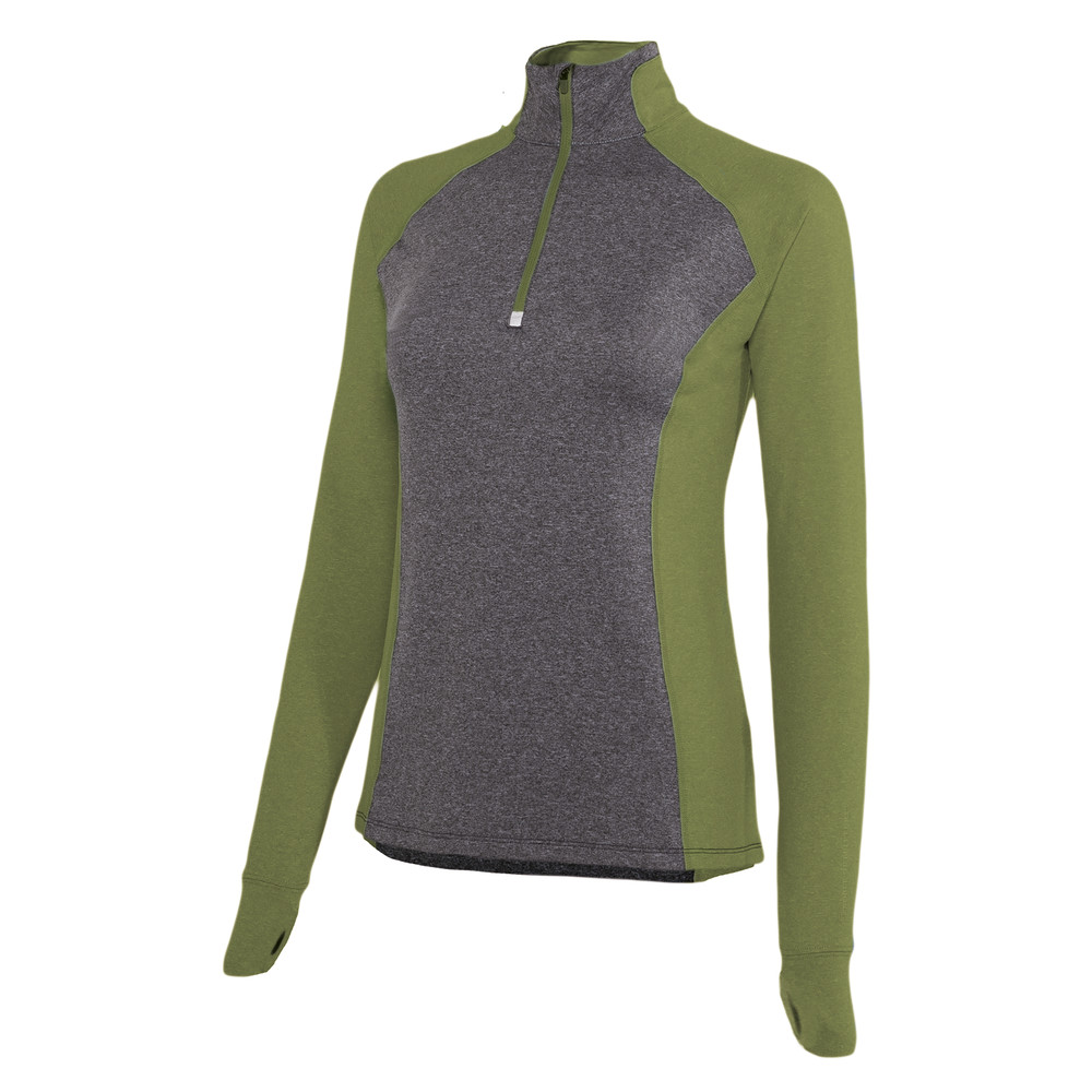 Athena 1/4 Zip Juniper