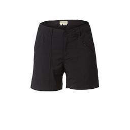 Royal Robbins Backcountry Short in Jet Black