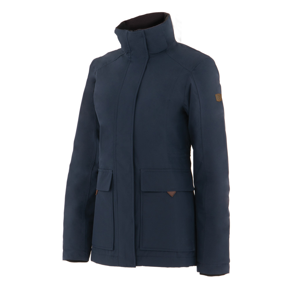 Evolution Insulated Jacket Dark Navy