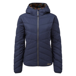 Kailash Hooded Jacket Rathee