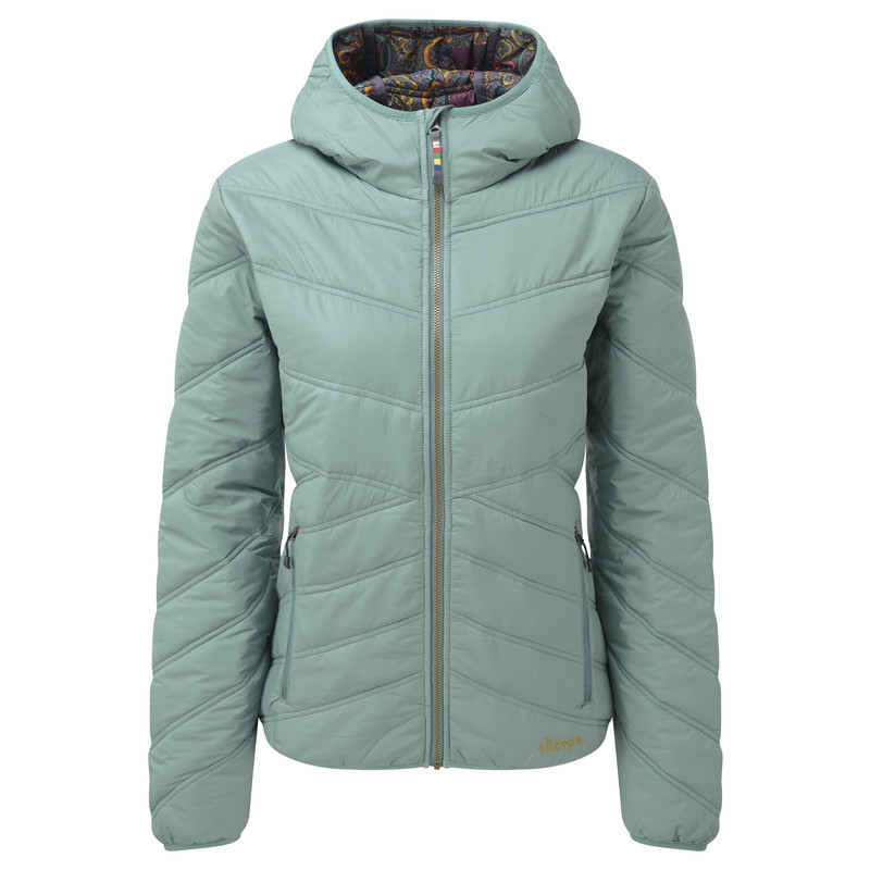 Kailash Hooded Jacket - Khola
