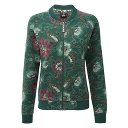Sherpa Adventure Gear Sundari Bomber in Rathna Green