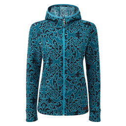 Sherpa Adventure Gear Namla Zip Jacket in Blue Tara