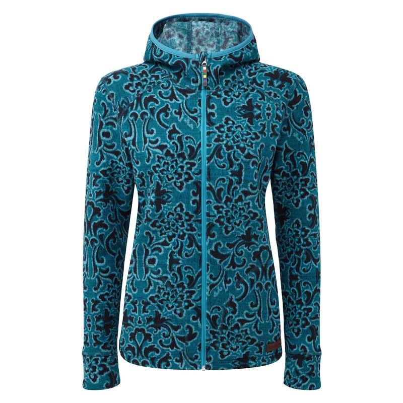 Namla Zip Jacket - Blue Tara