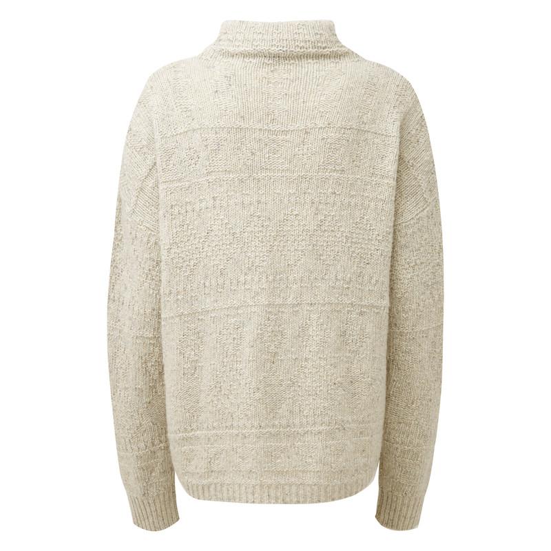 Yuden Pullover Sweater - Karnali Sand