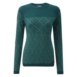 Sherpa Adventure Gear Amdo Crew Sweater in Rathna Green
