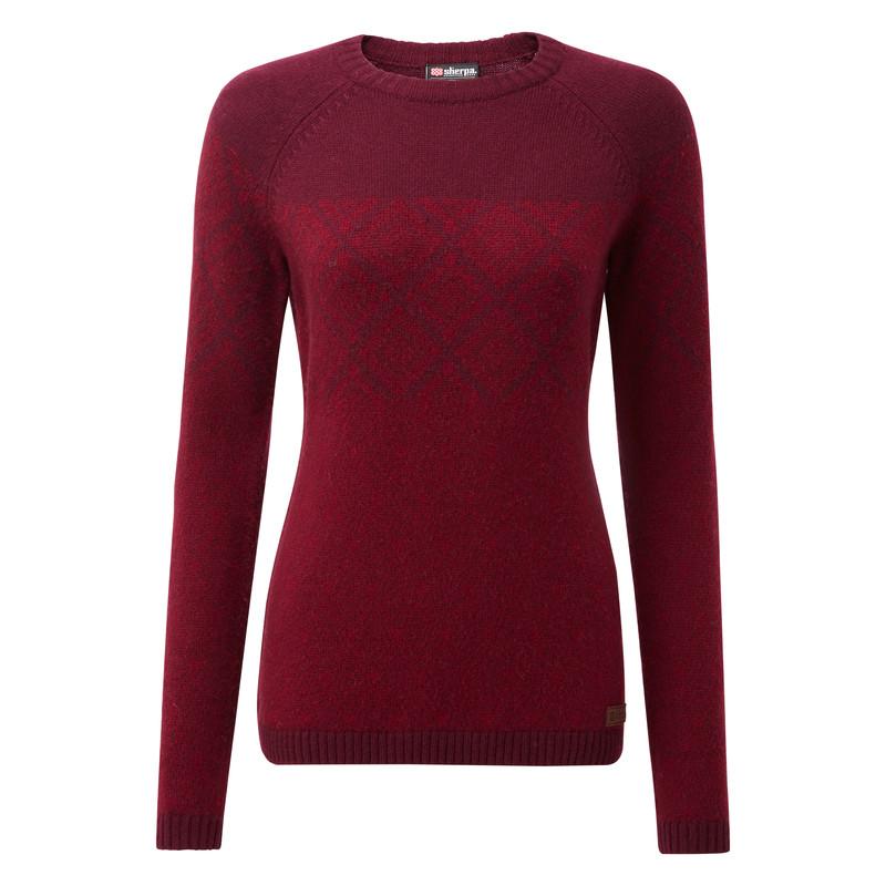 Amdo Crew Sweater - Ani
