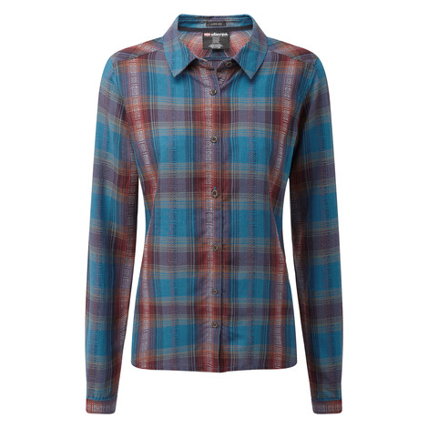 Sherpa Adventure Gear Rupa Shirt in Blue Tara