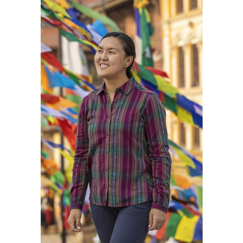 Rupa Shirt - Anaar