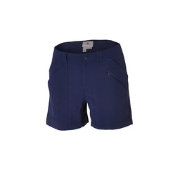 Royal Robbins Backcountry Short in Deep Blue